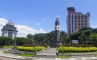 The super luxiourus Brawijaya university of Malang