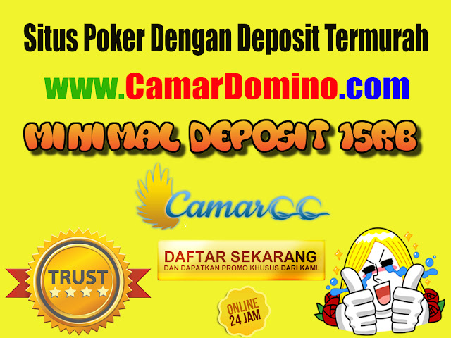 Camarpoker.com | Domino Qiu Qiu | Domino QQ | Agen Domino QQ | BandarQ | Domino99