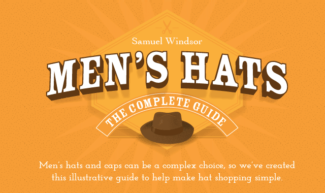 Men's Hats – The Complete Guide