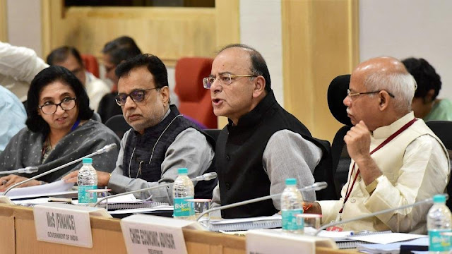 GST Council meet chaired by Arun Jaitley