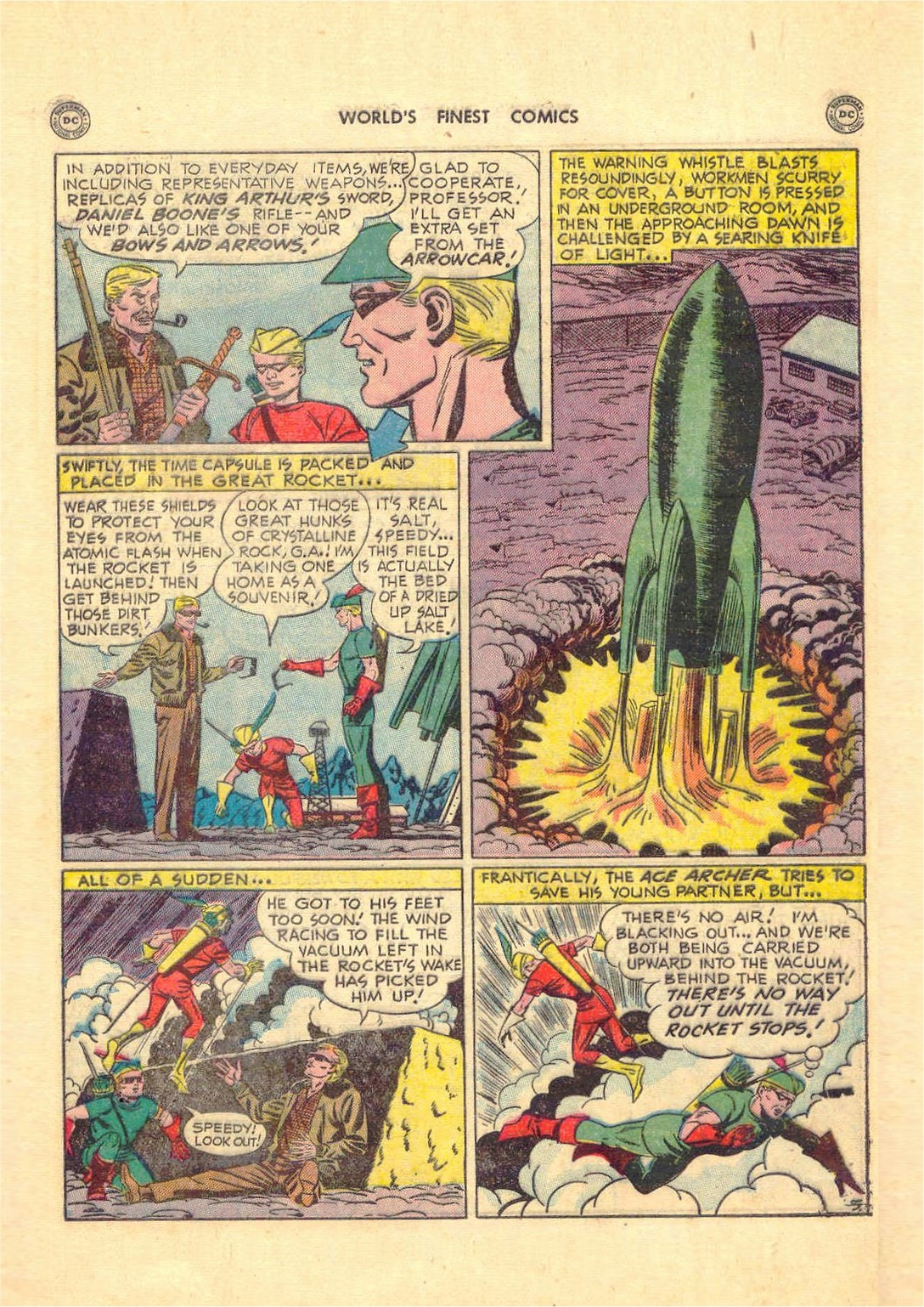 Read online World's Finest Comics comic -  Issue #52 - 43