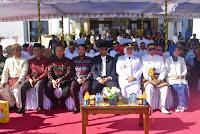 Upacara Peringatan HUT Bima ke-377 Berlangsung Hikmad, Sejumlah Tokoh Hadir