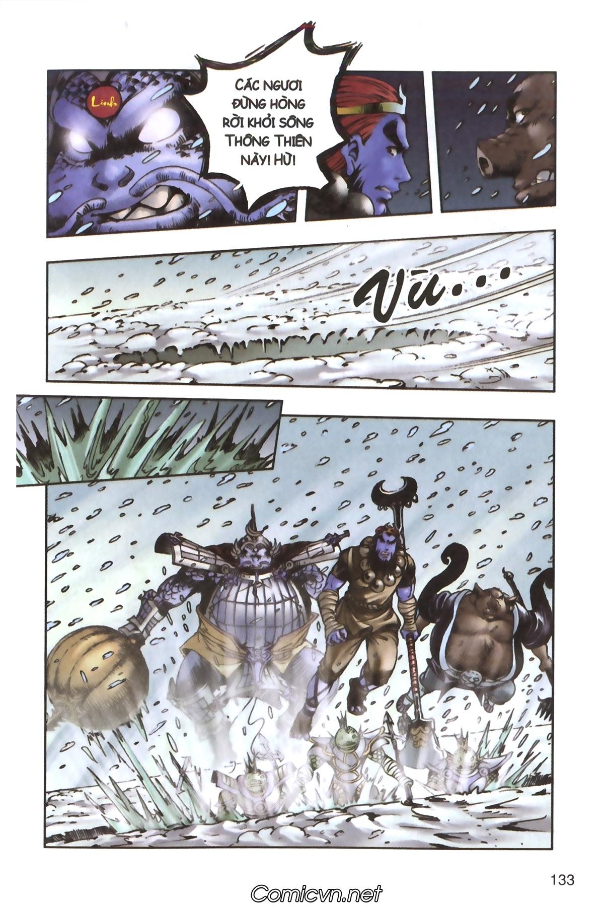 Tây Du Ký màu - Chapter 95 - Pic 6