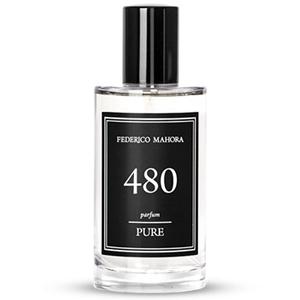 Profumo Fougère Agrumato Aromatico FM 480