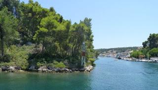 Isla de Paxos.