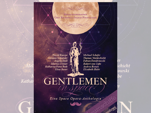 Rezension zu Gentlemen in Space - Anthologie