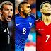 UEFA divulga seleção da 1º rodada da Euro