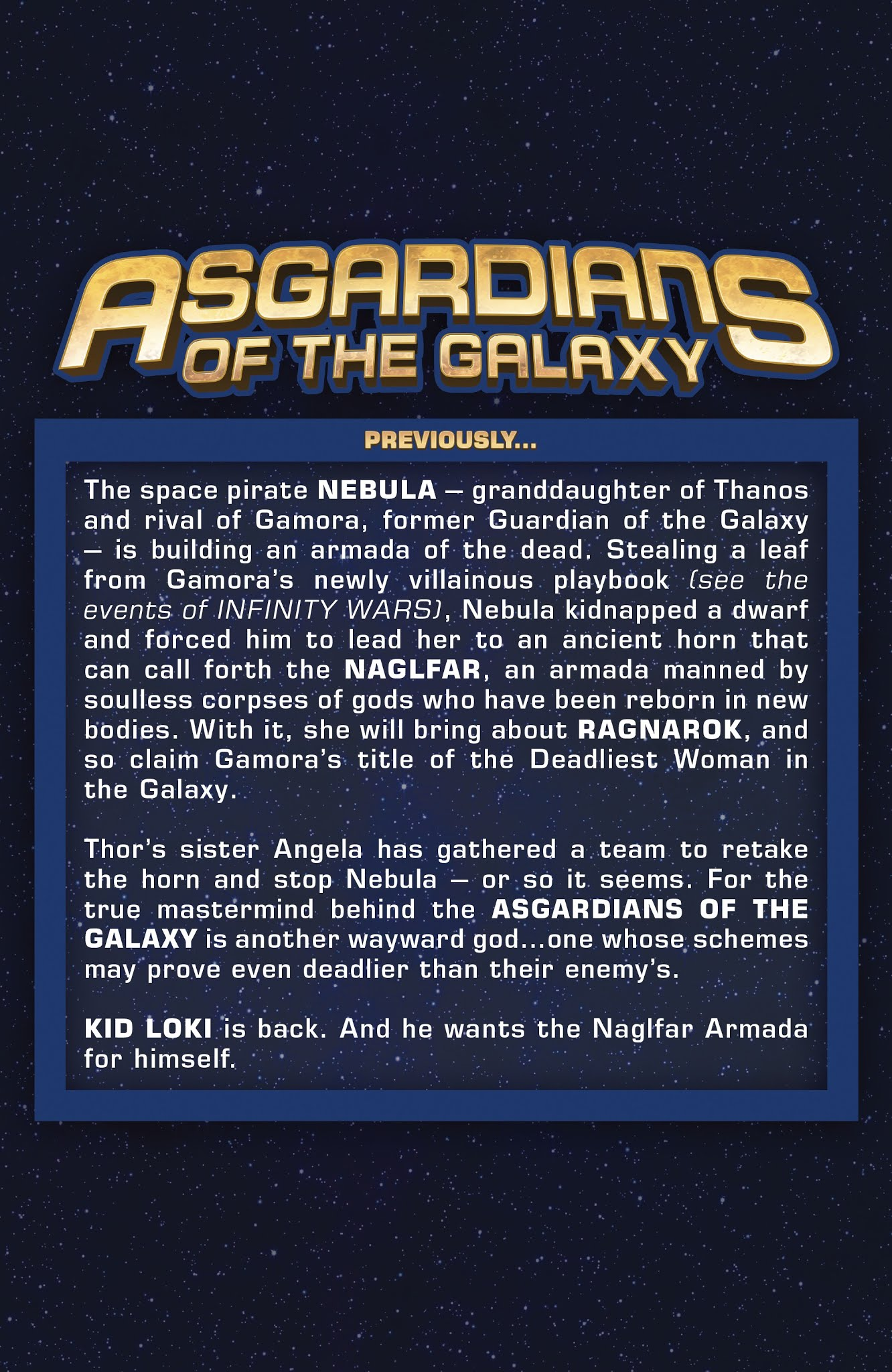 Asgardians of the Galaxy 2 Page 2