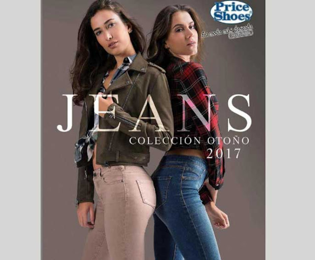 Catalogo Price shoes jeans 2017 otoño invierno
