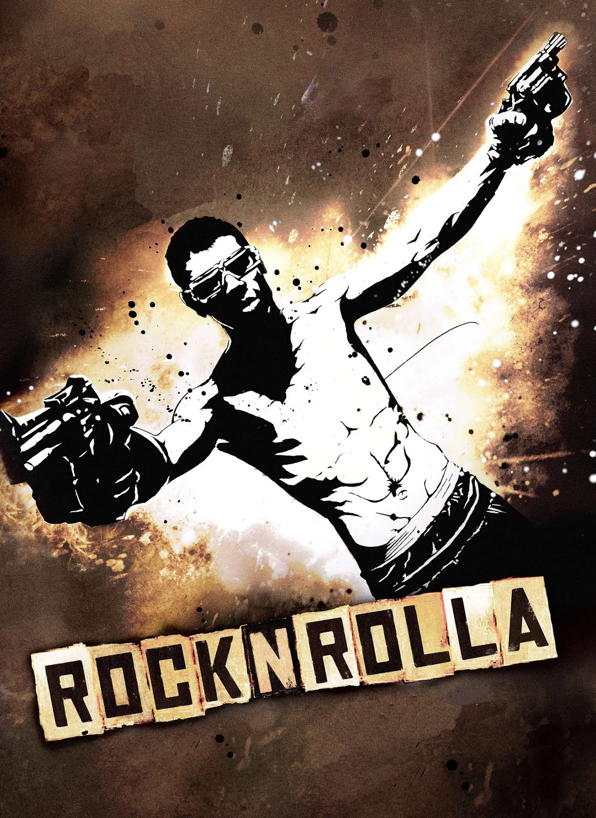 RockNRolla (2008) Dual Audio Hindi 350MB BluRay 480p x264 ESubs