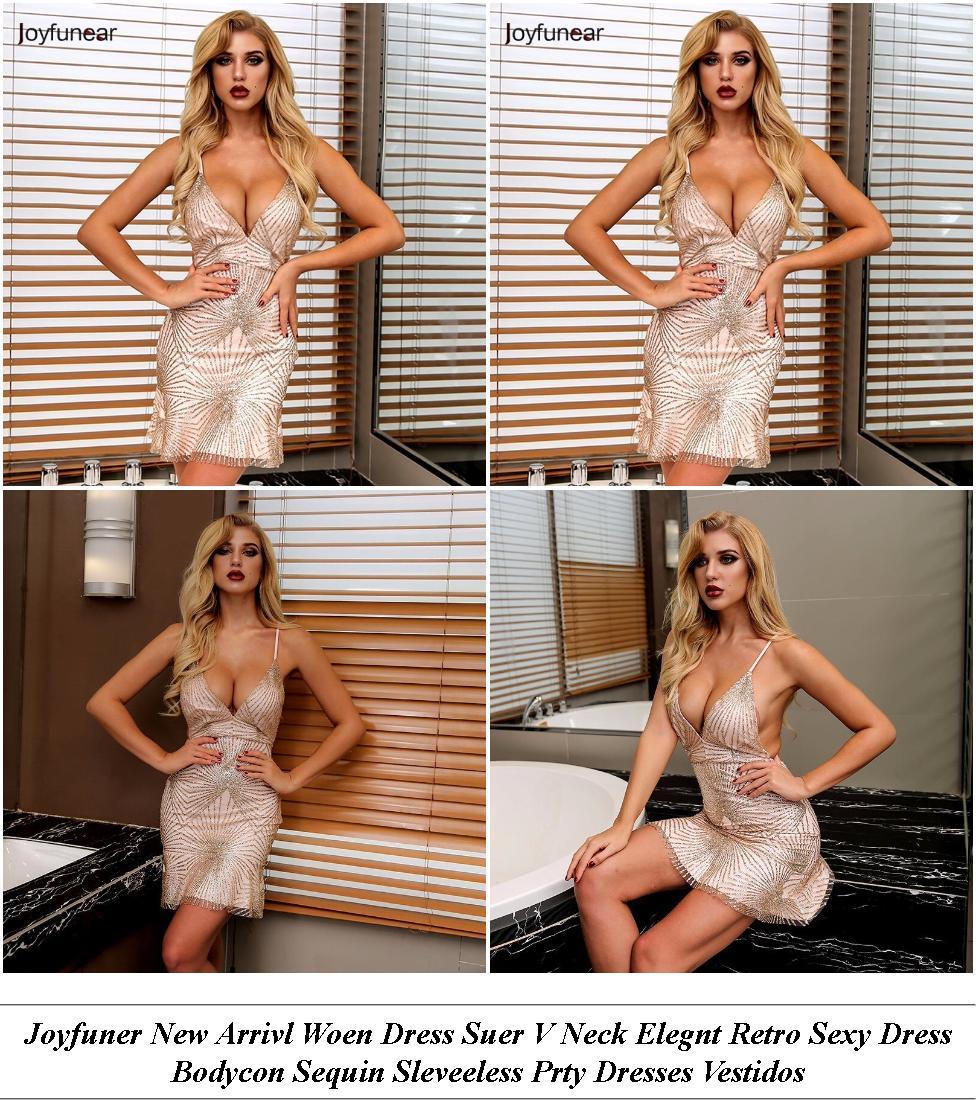 Pretty Dresses For Ladies - Summer Tops Sale - Cut Out Dress Lack