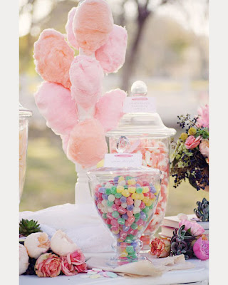 Cotton Candy Blog Bougie Blog Bougie Parfumée