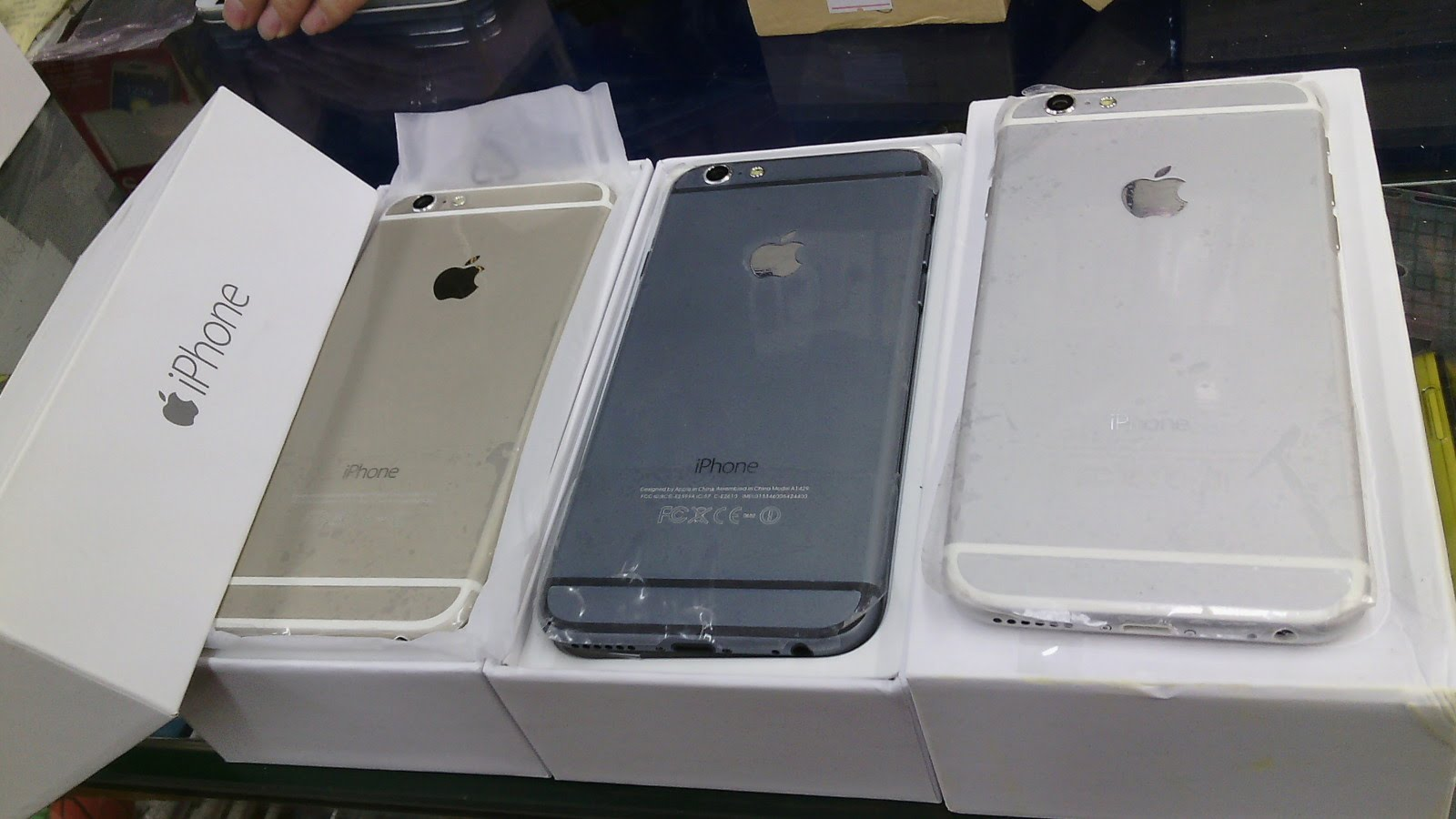 Spesifikasi iPhone 6 + HDC Supercopy cfbdef5f3e