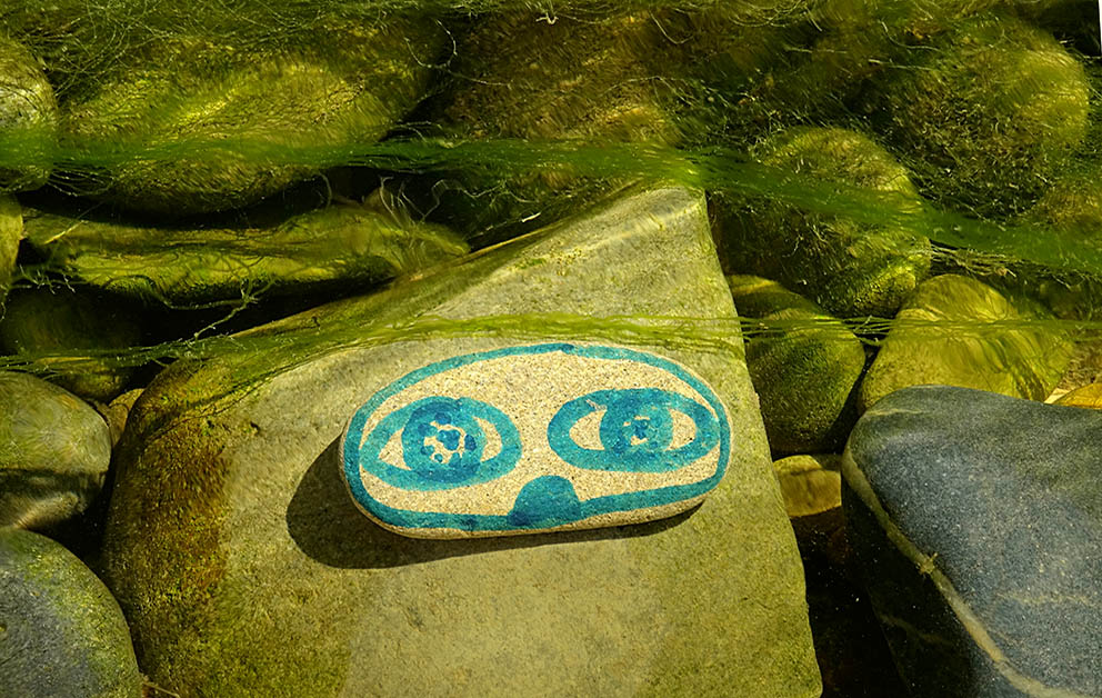 Luzyarte: Arte popular muy húmedo