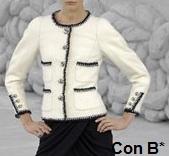 nuevas imágenes de gran inventario nueva colección chaqueta clasica de chanel