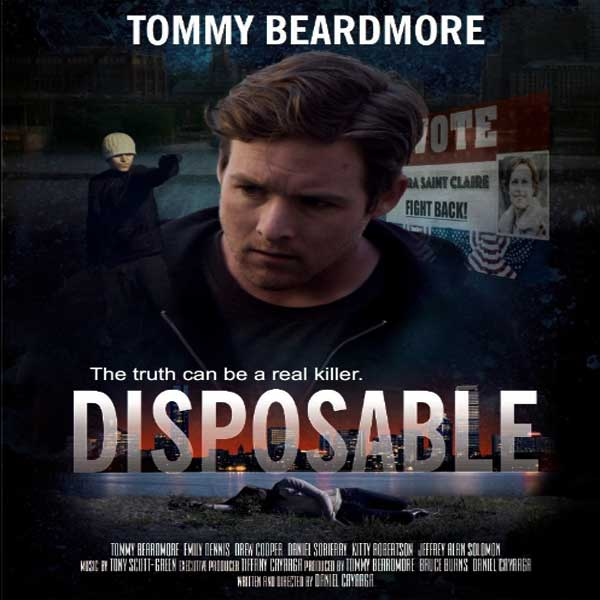 Disposable, Disposable Synopsis, Disposable Trailer, Disposable Review, Poster Disposable