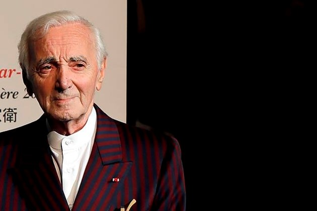 'French Sinatra', Charles Aznavour, The Dies At 94