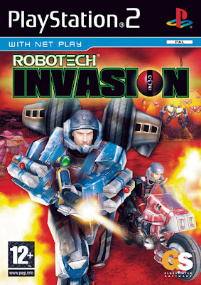 Robotech Invasion (PS2) 2007