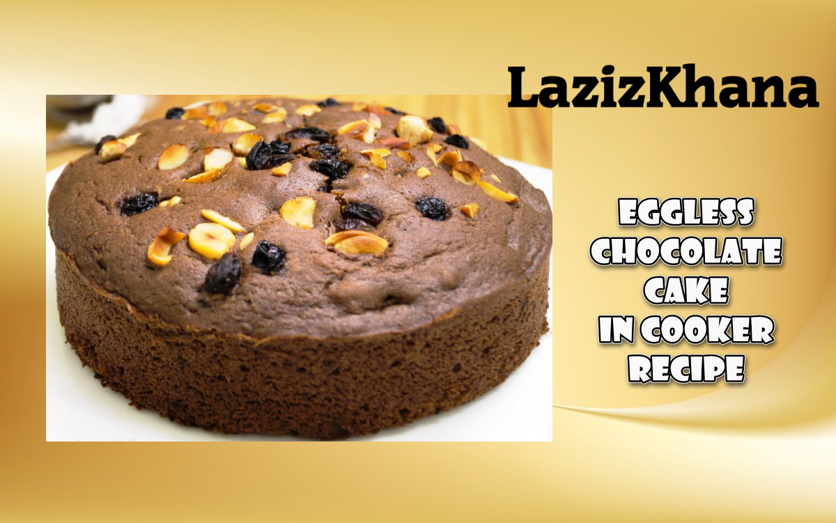 Gudiya Ka Cake Banane Ki Recipe: Eggless Cooker Chocolate Cake Recipe In Roman English
