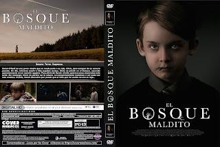 CARATULAEL BOSQUE MALDITO - THE HOLE IN THE GROUND - 2019