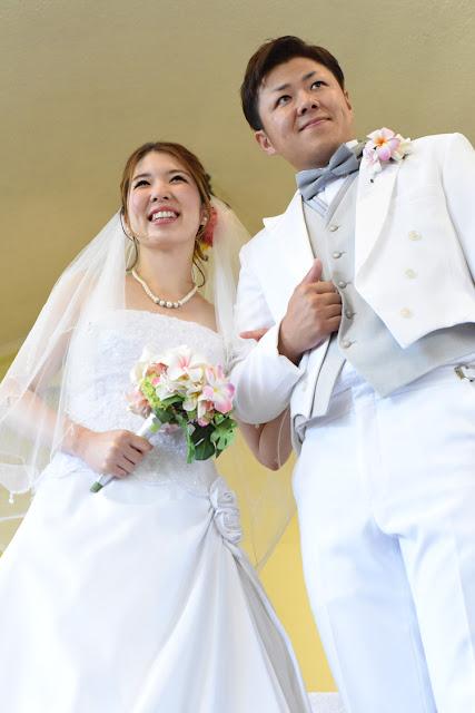 Noriko and Masanori