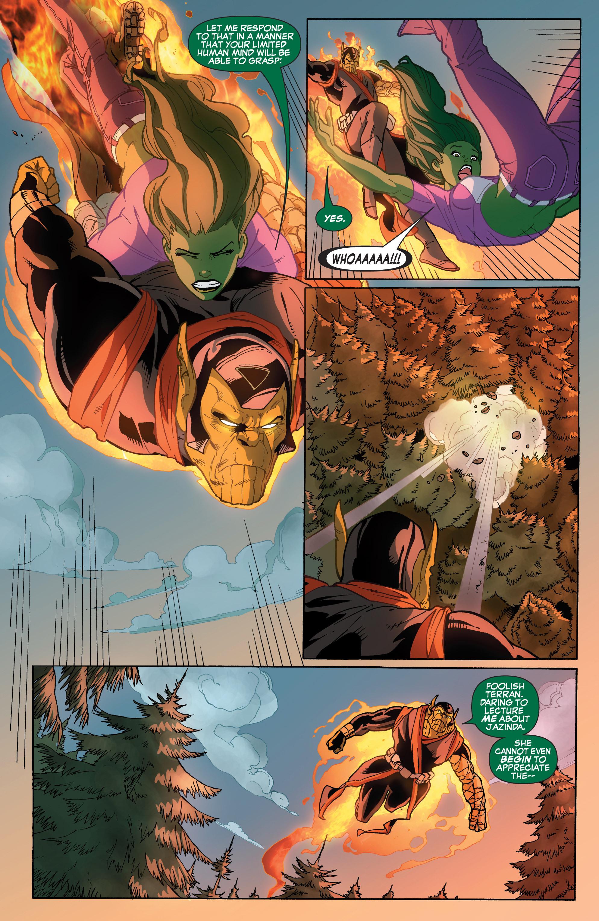 Read online She-Hulk (2005) comic -  Issue #33 - 12