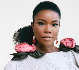 Gabrielle Union shows off natural beauty for The Cut magazine
