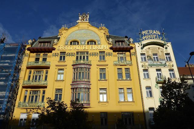 Hôtel Europa Prague