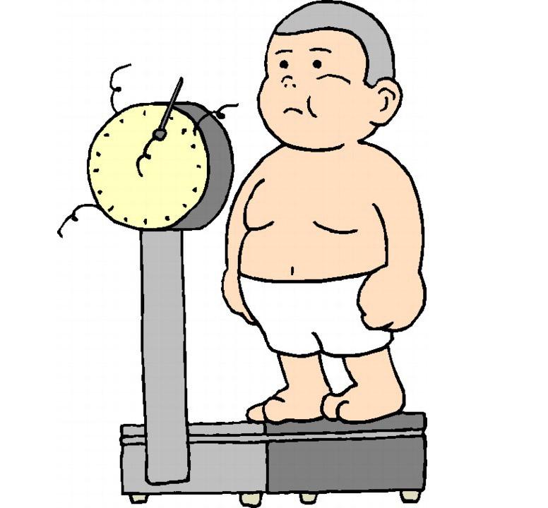 animasi orang obesitas animasi orang obesitas