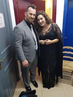Félix y Estrella Morente