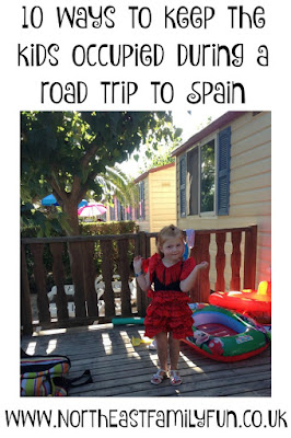 10 ways to keep the kids occupied during a road trip to Spain