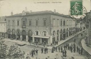 saint palais autrefois