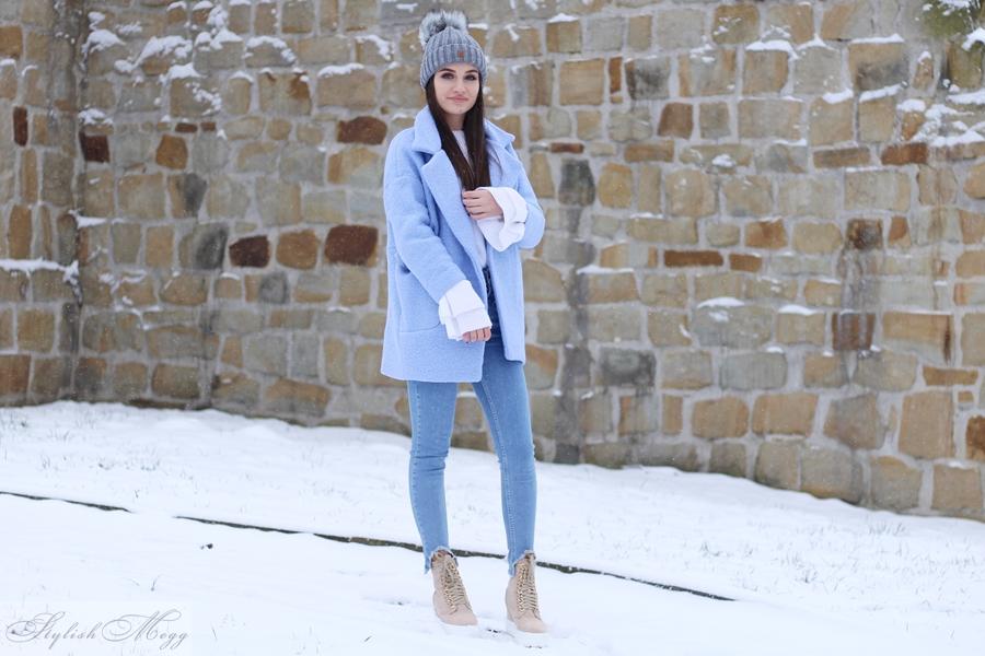 stylizacja na zimę