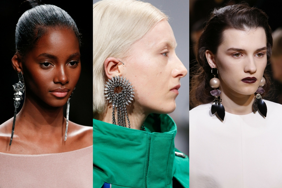 Autumn/Winter Trends 2016- Statement Earrings