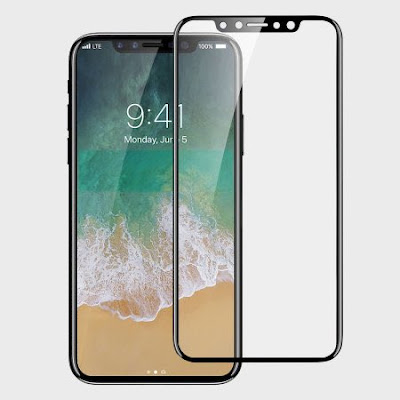 A famous smartphone leaker Benjamin Geskin tweeted an image and a video of Screen Protector of an upcoming iPhone 8. Leaked iPhone 8 Screen Protector/Tempered glass