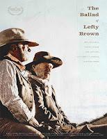 La balada de Lefty Brown (The Ballad of Lefty Brown) (2017)