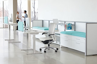 Global Total Office Sit To Stand Tables