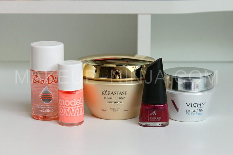 bio oil kerastase elixir ultime masque models own lak vichy liftactiv recenzija review