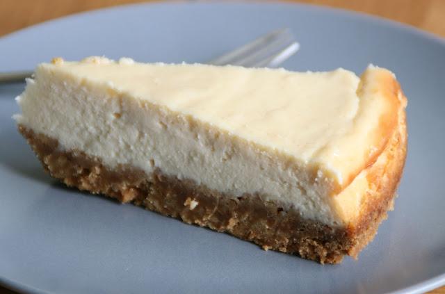 Rose-cheesecake
