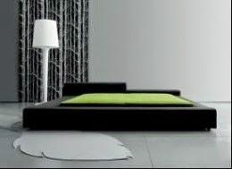 Extra Wall Platform Bed