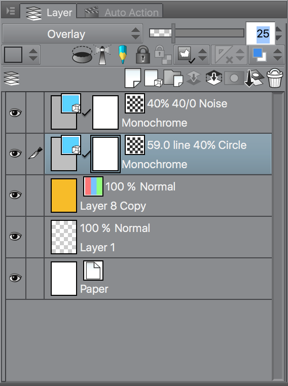 Tutorial: Making a GREAT Paper texture in Clip Studio Paint