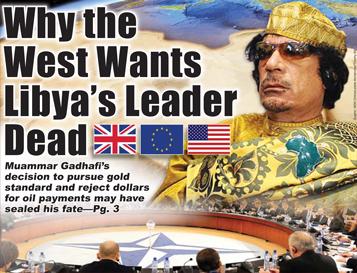 Image Result For Gaddafi Gold