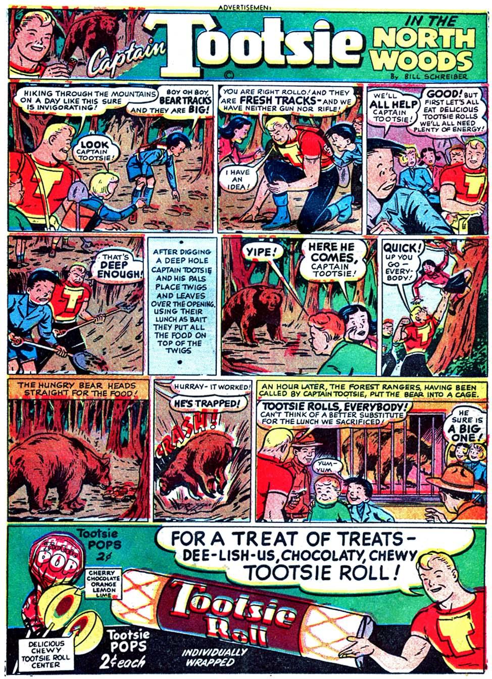 Read online Adventure Comics (1938) comic -  Issue #163 - 33