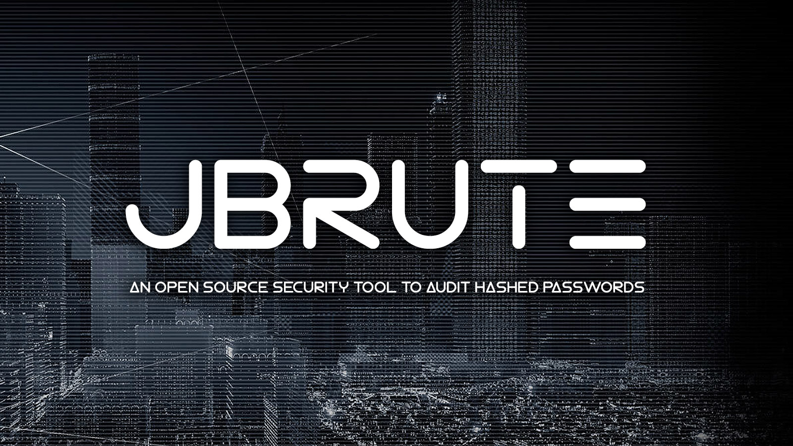 JBrute Open Source Security Tool For Auditing Hashed Passwords