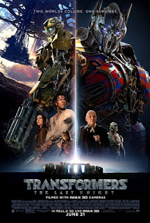 Transformers 5; The Last Knight