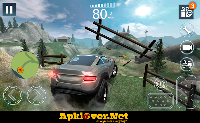Extreme Car Driving Simulator 2 MOD APK unlimited money