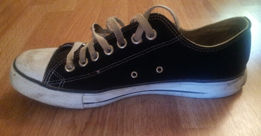 Plimsolls vs Converse All Star