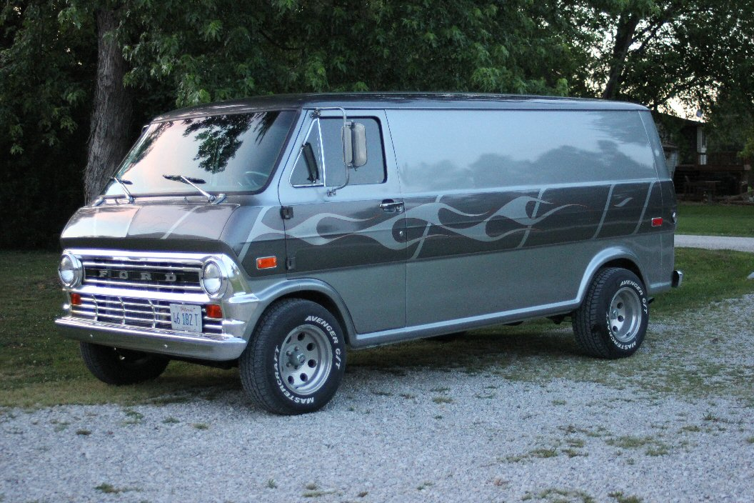 the imperial house for sale 1973 ford van. Black Bedroom Furniture Sets. Home Design Ideas