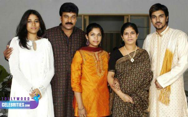 Ram Charan Family