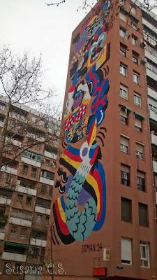 Madrid - Arte Urbano II